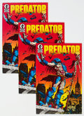Modern Age (1980-Present):Science Fiction, Predator #1 Group of 5 (Dark Horse, 1989) Condition: Average NM-.... (Total: 5 Comic Books)
