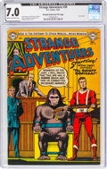 Golden Age (1938-1955):Science Fiction, Strange Adventures #39 Murphy Anderson File Copy (DC, 1953) CGC FN/VF 7.0 Cream to off-white pages....
