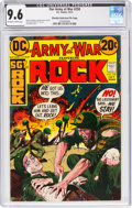 Bronze Age (1970-1979):War, Our Army at War #250 Murphy Anderson File Copy (DC, 1972) CGC NM+ 9.6 Off-white to white pages....