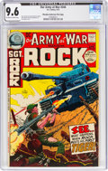 Bronze Age (1970-1979):War, Our Army at War #244 Murphy Anderson File Copy (DC, 1972) CGC NM+ 9.6 Off-white to white pages....