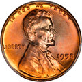 Lincoln Cents, 1958 1C MS67+ Red PCGS....