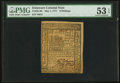 Colonial Notes:Delaware, Delaware May 1, 1777 6s PMG About Uncirculated 53 EPQ.. ...