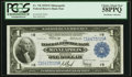 Fr. 736 $1 1918 Federal Reserve Bank Note PCGS Choice About New 58PPQ