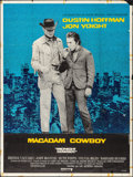 """Movie Posters:Academy Award Winners, Midnight Cowboy (United Artists, 1969). Folded, Fine. French Grande (47.25"""" X 63""""). Academy Award Winners.. ..."""
