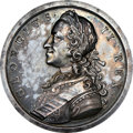 "World Lots, World Lots: George II silver ""Successes of 1758"" Medal 1758 MS62 NGC,..."