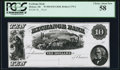 Obsoletes By State:Arkansas, Helena, AR- Exchange Bank $10 18__ Rothert 279-2 Proof PCGS Choice About New 58.. ...