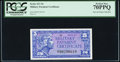 Military Payment Certificates:Series 611, Series 611 5¢ PCGS Perfect New 70PPQ.. ...