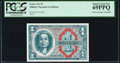 Military Payment Certificates:Series 611, Series 611 $1 PCGS Superb Gem New 69PPQ. A del...