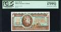 Military Payment Certificates:Series 692, Series 692 $5 PCGS Superb Gem New 67PPQ.. ...
