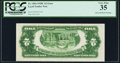 Fr. 1504 $2 1928C Legal Tender Note. PCGS Very Fine 35