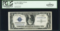 Error Notes:Inverted Reverses, Fr. 1612 $1 1935C Silver Certificate. PCGS New 62PPQ.