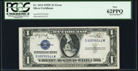 Fr. 1612 $1 1935C Silver Certificate. PCGS New 62PPQ