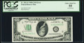 Error Notes:Inverted Reverses, Fr. 2011-E $10 1950A Federal Reserve Note. PCGS Choice About New 55.. ...