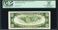 Fr. 2011-B* $10 1950A Federal Reserve Note. PCGS Apparent Very Fine 25