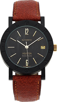 "Bvlgari, Carbon Gold ""Houston"" Automatic, 500/600"