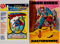 Treasury Size Comics Group of 2 (Various Publishers, 1970s) Condition: VF-.... (Total: 2 Items)