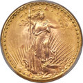 Saint-Gaudens Double Eagles, 1927-S $20 MS66+ PCGS. CAC....