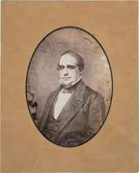Hannibal Hamlin: Salt Print Photograph
