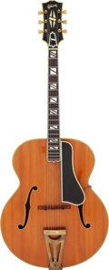 Musical Instruments:Acoustic Guitars, 1948 Gibson Super 400 Natural Archtop Acoustic Guitar, Serial #A2353.. ...