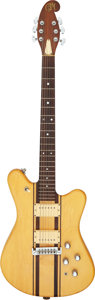 Musical Instruments:Electric Guitars, 1979 Martin E-18 Natural Sold Body Electric Guitar, Serial # 1186.. ...