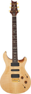 Musical Instruments:Electric Guitars, 2007 Paul Reed Smith (PRS) 513 Natural Solid Body Electric Guitar, Serial # 7 121871.. ...