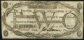 Obsoletes By State:New Hampshire, Concord, NH- Concord Bank Counterfeit $2 June 20, 1807 Very Fine.. ...