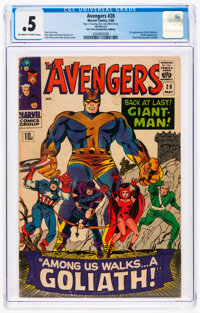 Marvel Silver to Modern Age CGC-Graded Group (Marvel, 1966-92).... (Total: 5 )