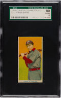 Baseball Cards:Singles (Pre-1930), 1919 T213 Coupon Cigarettes (Type 3) Bobby Byrne SGC 80 EX/NM 6 - Pop Two, None Higher....