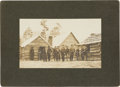 Photography:Cabinet Photos, Civil War General Joseph Hooker And Staff At Lookout Valley. ...