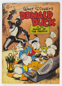 Four Color #159 Donald Duck (Dell, 1947) Condition: VG-