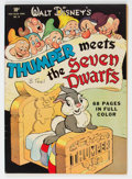 Golden Age (1938-1955):Cartoon Character, Four Color #19 Thumper (Dell, 1942) Condition: FN....