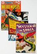 Silver Age (1956-1969):Miscellaneous, DC Silver of Bronze Comics Age Group of 15 (DC, 1959-73).... (Total: 15 Comic Books)