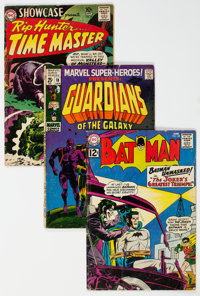 DC/Marvel Silver to Modern Age Group of 18 (DC/Marvel, 1960-83) Condition: Average VG/FN.... (Total: 18 )