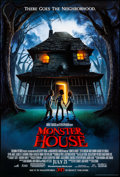 """Movie Posters:Animation, Monster House & Other Lot (Columbia, 2006). Rolled, Very Fine+. One Sheets (3) (27"""" X 40"""" & 27"""" X 41"""") DS, Advance, 3D Style... (Total: 3 Items)"""