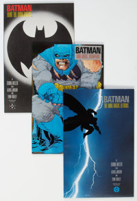 Batman: The Dark Knight Returns and more Group of 8 (DC, 1986-91).... (Total: 8 )