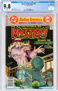 House of Mystery #253 (DC, 1977) CGC NM/MT 9.8 White pages