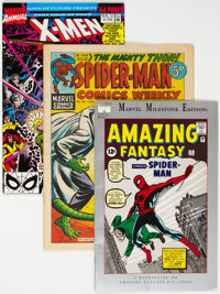 Bronze and Modern Age Comics Group of 21 (Various Publishers, 1970s-90s) Condition: Average VF.... (Total: 21 Comic Book...