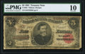 Fr. 363 $5 1891 Treasury Note PMG Very Good 10