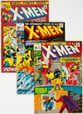 Bronze Age (1970-1979):Superhero, X-Men #71-93 Near Complete Range Group of 22 (Marvel, 1971-75) Condition: Average VF.... (Total: 22 )