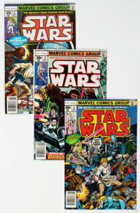 Star Wars Group of 10 (Marvel, 1977-78) Condition: Average NM-.... (Total: 10 Comic Books)