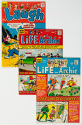 Silver Age (1956-1969):Humor, Archie-Related Group of 18 (Archie, 1960s-70s) Condition: Average VG.... (Total: 18 Comic Books)
