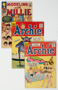Silver Age (1956-1969):Humor, Silver Age Teen Humor Comics Group of 16 (Various Publishers, 1960s) Condition: Average GD.... (Total: 16 Comic Books)