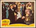 """Movie Posters:Musical, Strike Up the Band (MGM, 1940). Very Fine-. Lobby Card (11"""" X 14""""). Musical.. ..."""