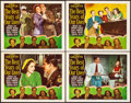 """Movie Posters:Drama, The Best Years of Our Lives (RKO, 1946). Very Fine. Lobby Cards (4) (11"""" X 14""""). Drama.. ... (Total: 4 Items)"""