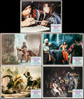 """Movie Posters:Fantasy, The Golden Voyage of Sinbad (Columbia, 1973). Very Fine+. Lobby Cards (5) (11"""" X 14""""). Fantasy.. ... (Total: 5 Items)"""