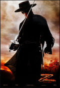 "Movie Posters:Adventure, The Legend of Zorro (Columbia, 2005). Rolled, Very Fine. One Sheets (2) (26.75"" X 39.75"") DS, Advance, 2 Styles. Adventure.... (Total: 2 Items)"