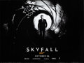 "Movie Posters:James Bond, Skyfall (MGM, 2012). Rolled, Very Fine. British Quad (30"" X 40"") DS, Advance. James Bond.. ..."