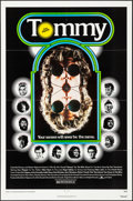 "Movie Posters:Rock and Roll, Tommy (Columbia, 1975). Folded, Very Fine+. One Sheet (27"" X 41""). Rock and Roll.. ..."