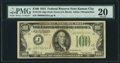 Fr. 2152-J $100 1934 Federal Reserve Note. PMG Very Fine 20