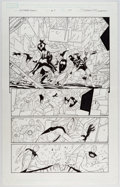 Original Comic Art:Panel Pages, Rafa Sandoval and Roger Bonet Ultimate Doom #2 Story Page 21 Original Art (Marvel Comics, 2011)....
